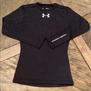 Under Armour fitted long sleeve top